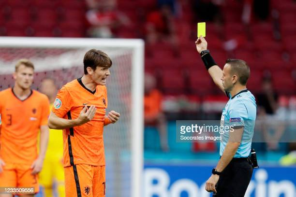 Soi kèo thẻ phạt Hà Lan vs Séc, 23h00 ngày 27/6 dự đoán Euro 2021
