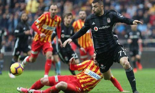 Soi kèo Besiktas vs Kayserispor 00h30 ngày 25/4 dự đoán giải VĐQG Thổ Nhĩ Kỳ