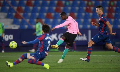 Soi kèo Barca vs Levante, 21h15 ngày 26/9 dự đoán La Liga