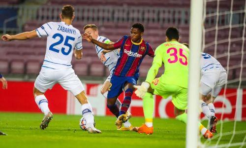 Soi kèo Barca vs Dynamo Kiev, 23h45 ngày 20/10 dự đoán Cúp C1 2021