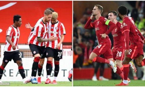 Soi kèo Brentford vs Liverpool, 23h30 ngày 25/9 dự đoán Ngoại hạng Anh