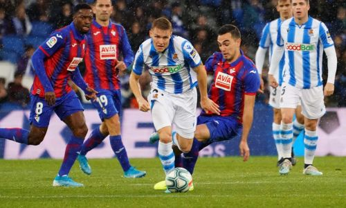 Soi kèo Eibar vs Sociedad, 2h00 ngày 27/4 dự đoán La Liga