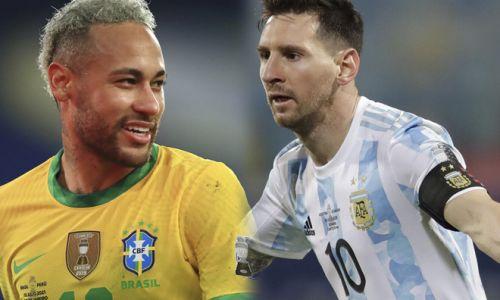 Soi kèo Brazil vs Argentina, 7h00 ngày 11/7 dự đoán Copa America