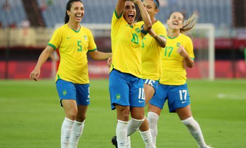 Soi kèo Phạt góc Nữ Brazil vs Nữ Zambia, 18h30 ngày 27/7 dự đoán Olympic