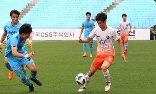 Soi kèo Gangwon vs Daegu 12h00 ngày 10/4 giải Hạng Nhất Hàn Quốc