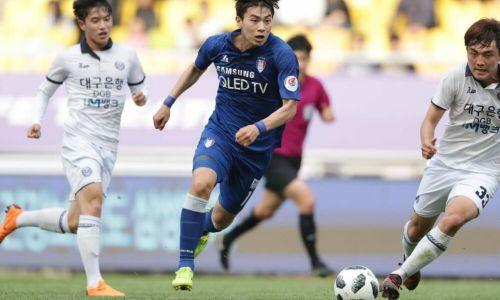 Soi kèo Suwon vs Daegu 17h00 ngày 19/5 dự đoán giải Hạng nhất Hàn Quốc