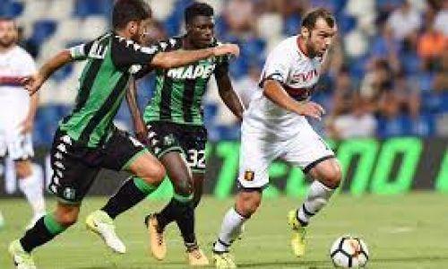 Soi kèo Genoa vs Sassuolo 20h00 ngày 17/10 dự đoán giải VĐQG Italia