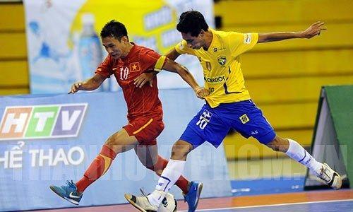 Soi kèo Việt Nam vs Brazil, 0h00 ngày 14/9 dự đoán World Cup Futsal