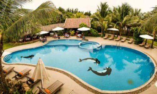 Mơ thấy hồ bơi là điềm tốt hay xấu? Đánh con gì dễ trúng?